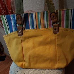 Bueno yellow shoulder bag